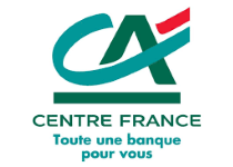 Logo CA Centre France
