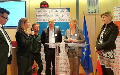 Hello Handicap et DuoDay : une convention de partenariat signée