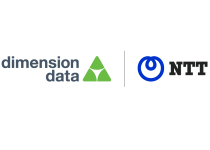 Logo Dimension Data France, filiale NTT
