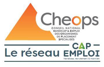 Logo Cheops - Le réseau des Cap emploi